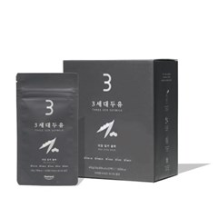 [휴밀] 미래에서 온 3세대 블랙 분말두유 x 20팩_(1342514)