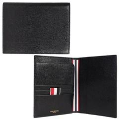 19FW 톰브라운 삼선 페블그레인 여권지갑 (블랙) MAW034A 05581 001