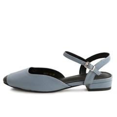 kami et muse Toe combi flat sandals_KM19s354