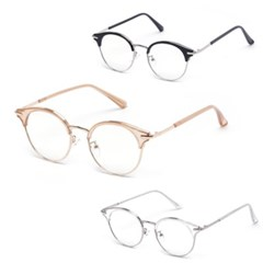 kami et muse Clear double layer 15385 Glasses