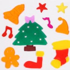 트리 젤리 스티커 20cm 트리 크리스마스 장식 TRMBLS_(1389960)