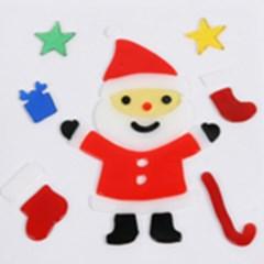 산타 젤리 스티커 20cm 트리 크리스마스 장식 TRMBLS_(1389954)