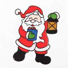 선물산타 글라스스티커 대 20cm 크리스마스 TRMBLS_(1389931)