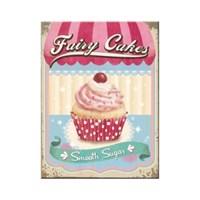 노스텔직아트[14286] Fairy Cakes - Smooth Sugar