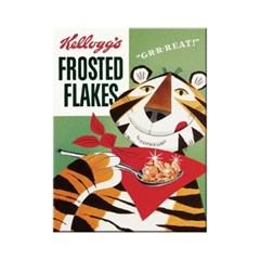 노스텔직아트[14258] Kellogg's Frosted Flakes Tony Tiger