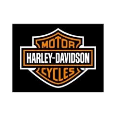 노스텔직아트[14227] Harley-Davidson Logo