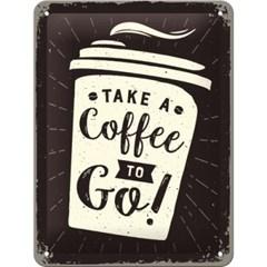 노스텔직아트[26228] Coffee To Go