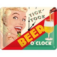 노스텔직아트[26213] Beer O' Clock Lady
