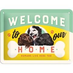 노스텔직아트[26210] Welcome Puppies