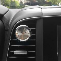 차량용시계 자동차 송풍구 아날로그시계 DJ001