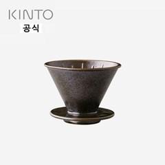 킨토 슬로우커피 스타일 S01 드리퍼 4컵 - 블랙_(1413660)
