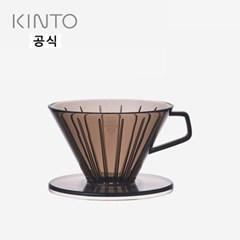 킨토 슬로우커피 스타일 드리퍼 클리어 2컵_(1413653)
