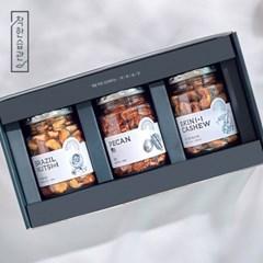 착한습관 베스트 슈퍼푸드 3종 선물세트 (브라질너트,피칸,통캐슈넛)