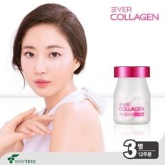 [액티브유] 에버콜라겐 유브이케어 UV Care 3병(12주)