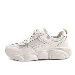 kami et muse Mesh mix trandy tall up sneakers_KM19s357