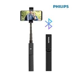 필립스 무선 블루투스 셀카봉 휴대폰 셀피스틱 DLK3613N_(2236000)