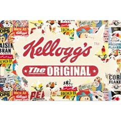 노스텔직아트[22166] Kelloggs The Original Collage