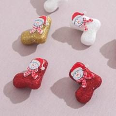 집게장화(2개입) 크리스마스 트리 장식 소품 TROMCG_(1397372)