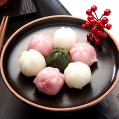 [행복담은식탁] 예향 모싯잎꿀떡 2종모음