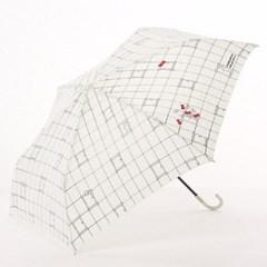 헬로키티 접는3단 우산2종