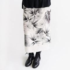 [skirt] 플라워 패턴 스커트_(1317059)
