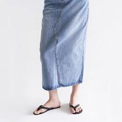 [skirt] 데님 롱 스커트_(1317058)