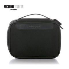 [미치코런던] 파우치 가방(블랙)_(1451592)