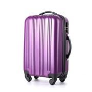 오그램 레이저 퍼플 24인치 하드캐리어 여행가방