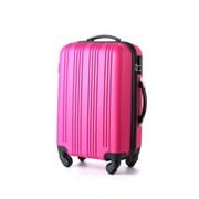 오그램 레이저 핑크 20인치 하드캐리어 여행가방