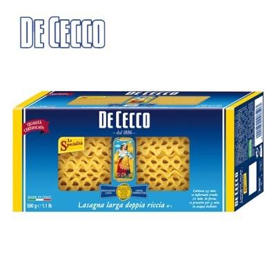 [데체코 DECECCO] 라자냐 500g_(668080)