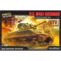 미국 M4A1 셔먼 전차 조립킷 1944 (WTS101582KIT)