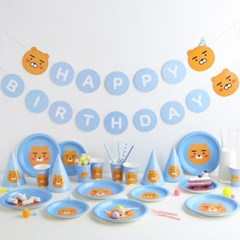 [KAKAO] 생일파티 가랜드 라이언