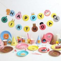 [KAKAO] 생일파티 가랜드 카카오프렌즈