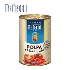 [데체코 DECECCO] 다이스 토마토 400g_(668347)