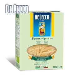 [데체코 DECECCO] 유기농 펜네 500g_(668334)