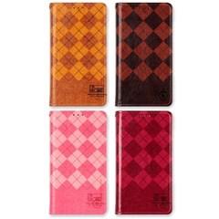 LG X6 2019 (LG X625) Suk-Sweater 지갑 다이어리 케이스