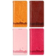 LG X6 2019 (LG X625) Suk-QFlyUp 지갑 다이어리 케이스_(2277540)