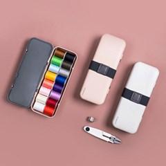 휴대용 반짇고리 케이스 바느질세트