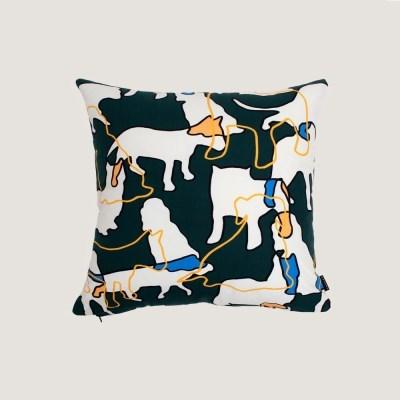 Shiluette cushion covers