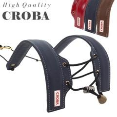 소가죽 컬러 색소폰스트랩 CSS-03_COLOR 목걸이 멜빵 어깨걸이용