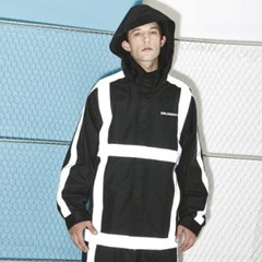 [디바이디그낙] Scatch Windbreaker BK
