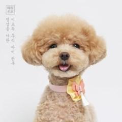 나빌레라 목걸이 (핑크)