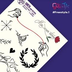 슈퍼리얼 타투스티커 슈레타 [Freestyle 1]
