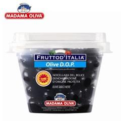 [마다마 올리바] 냉장 블랙노첼라라벨리체올리브 250g_(668414)