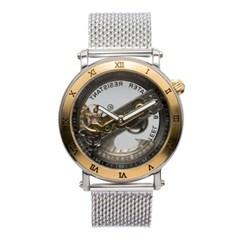 석와치스 누드스켈레톤 오토매틱 시계 SHP01GS
