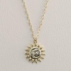 KANOA 목걸이-태양달