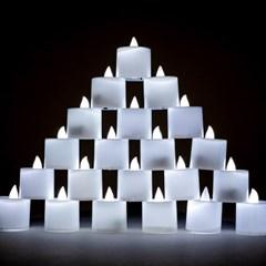LED 티라이트 [백색] 지속형 24개입_(11791062)