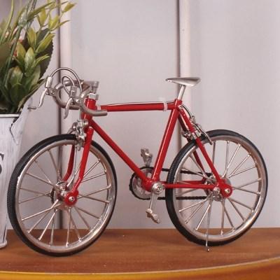 레이싱 자전거 미니어처