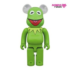 [KINKI ROBOT]1000%BEARBRICK KERMIT THE FROG (1904003)