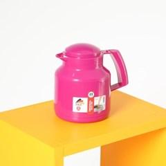 독일 마쿠텍 친환경 유리 보온보냉주전자 - 모비클립 1L (핑크)